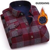2018 Spring Shirt Men S Stripe Casual Fashion Cotton Long Sleeved Shirts Men S High Quality