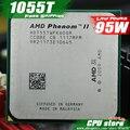 AMD Phenom II X6 1055 Т Шестиядерный Процессор (2.8 ГГц/6 М/95 Вт) Socket AM3 AM2 + 938 pin (работает 100% Бесплатная Доставка) продажа 1045 Т