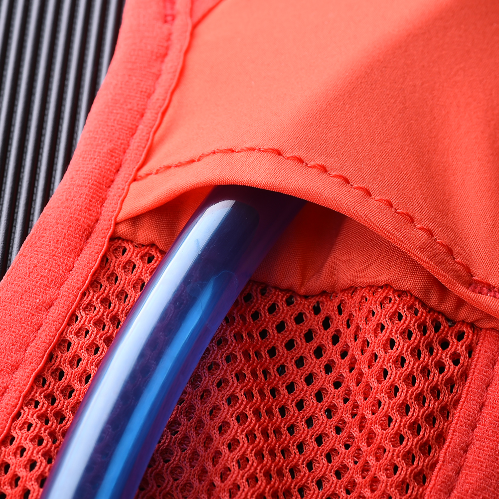 AONIJIE C933 sac d'hydratation sac à dos sac à dos gilet harnais vessie d'eau randonnée Camping course Marathon course escalade 5L - 4