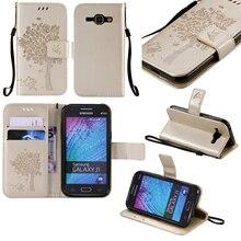 Cover for Samsung J1 j 1 2015 Case Cover Flip Phone Case for Samsung Galaxy J1 sm-j100fn sm J100 J100F J100H J100FN J100G Case