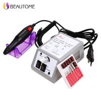 EU US UK Plug 20000 RPM Professional Electric Nail Drill File Machine Nail Machine For Acrylic