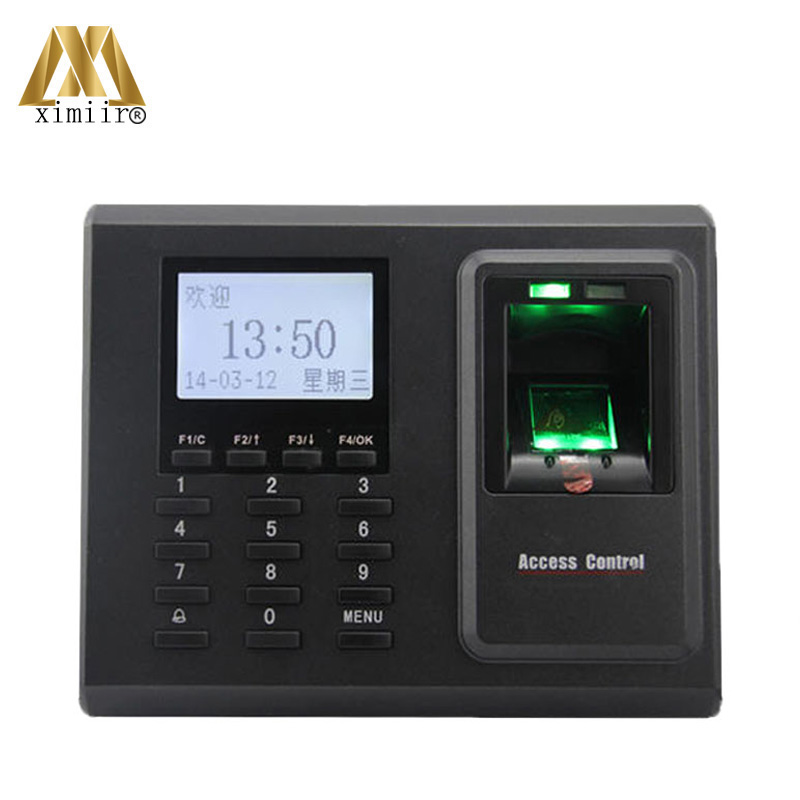 Fingerprint Time Attendance 3000 Users Biometric Door Access Control F2 Time Recording