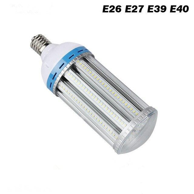 High power E27 SMD2835 LED Corn bulb light AC85-265V 54W Warehouse parking Corn Light Bulb lamp e26 e27 b22 18w led corn light smd5050 corn light ac85 265v