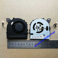 New laptop cpu cooling fan for Dell Vostro 5468 5568 Inspiron 15 7560 15-7560 0W0J85 W0J85 DC0280001CR0 FN0570-A1084P1BH