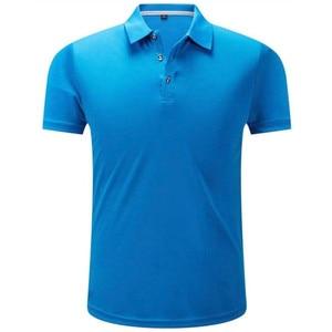 Image 2 - New Mens Polo Shirts Men Desiger Polos Solid Color Men Cotton Short Sleeve shirt Clothes jerseys Golf Tennis Polos Big Size 4XL