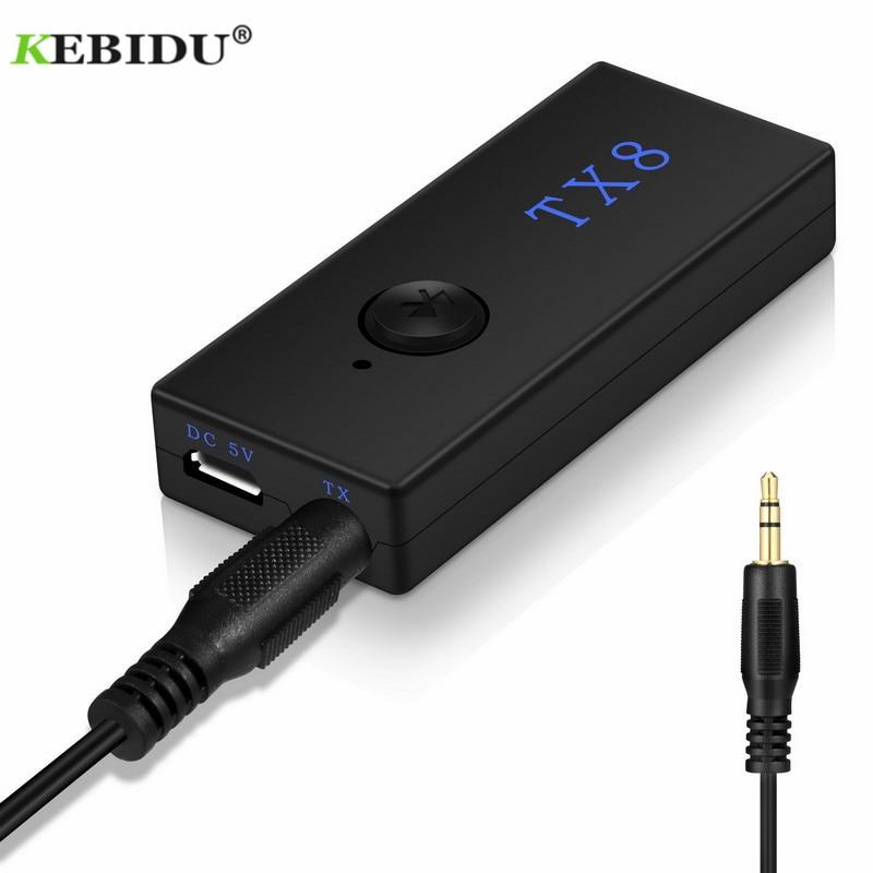 Funkadapter Unterhaltungselektronik Treu Kebidu Tx8 Drahtlose Bluetooth Transmitter Rca/3,5mm Drahtlose Bluetooth V3.0 Audio Transmitter Adapter Für Tv Pc Laptop Tablet