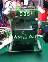 DIY Smart Portable PM 2.5 Home Fine Particulate Matter Laser Sensor Air Quality Detector SamoAir Car Real Time