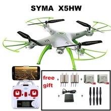 Оригинал Syma X5HW 2.4 Г RC Drone RC quoadcopter с HD Камеры FPV 2.4 Г 4CH Вертолет
