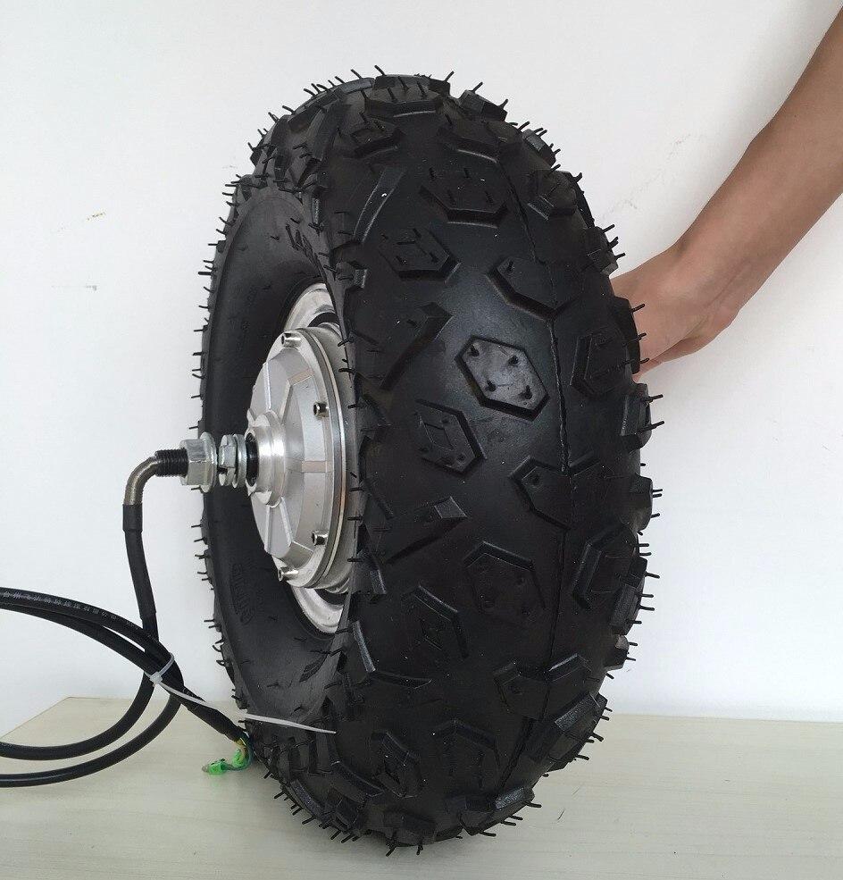 kruiwagen hub motor elétrico bicicleta scooter motor kit