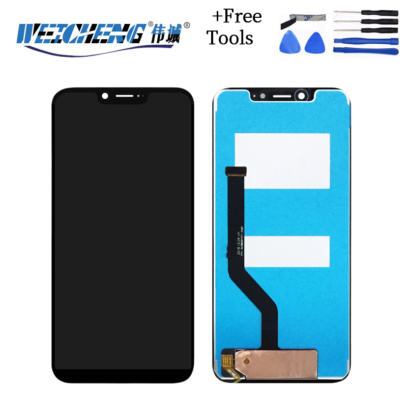 For UMIDIGI One Pro LCD Display+Touch Screen 100% Original Tested LCD Digitizer Glass Panel Replacement For UMIDIGI One Pro