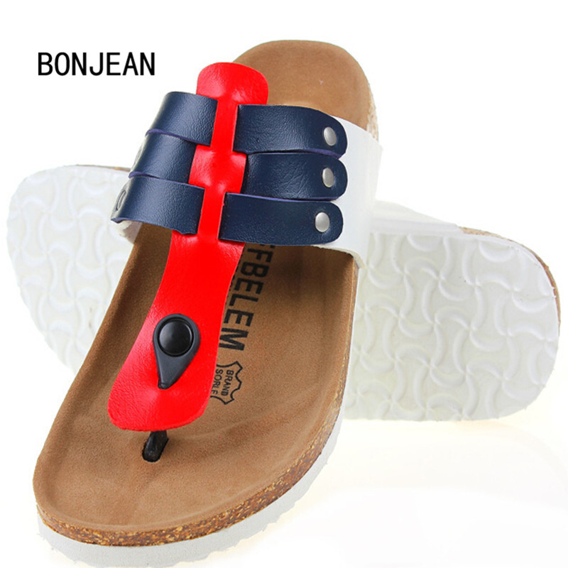 Women Sandals Cork Slippers Fashion Shoes Flip Flops Slippers Beach Cork Sandals Summer Slippers Rivets Slides Plus Size 35-42 women sandals shoes summer fashion flip flops cartoon cute shoes beach slippers cork slippers sandals slides plus size 35 42