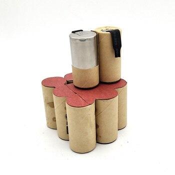 Аккумулятор для Klauke 12 В, 3000 мАч, Ni MH, CD, A4, RA5, для самостоятельной установки