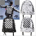 Off-White Jacket High Quality Mens Justin Bieber Cotton Fashion Kanye West yeezus military uniform Off White Jackets And Coats