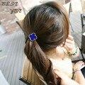Accesorios moda de cuatro hojas del trébol Elastic Band mujeres de mujeres joyería del pelo headwear de las vendas