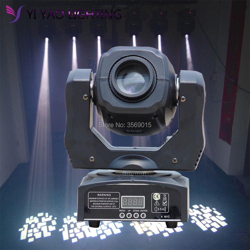 DMX-512 Mini Moving Head stage light with Automatic Professional 11 Channel Party Disco Show dmx 512 mini moving head light rgbw led stage par light lighting strobe professional 9 14 channels party disco show
