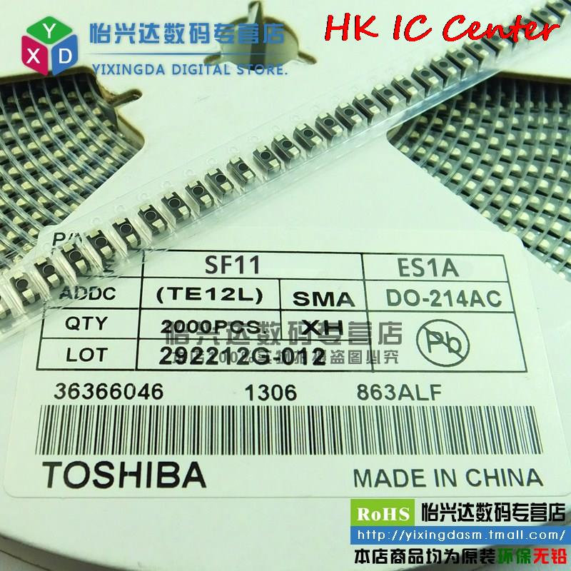 ヾ(^  ^)ノ100 шт./лот es1a sf11 SMA DO-214AC импульсный диод ...