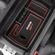 Car Armrest storage font b box b font Center Console Bin Glove Tray Holder case Phone