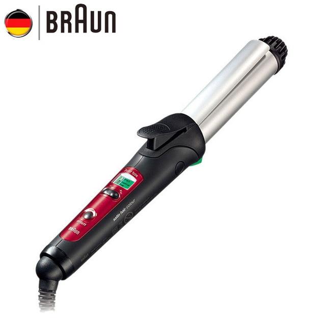 Braun Curling Irons CU750 Color Protectng Series Satin Hair Curler ...