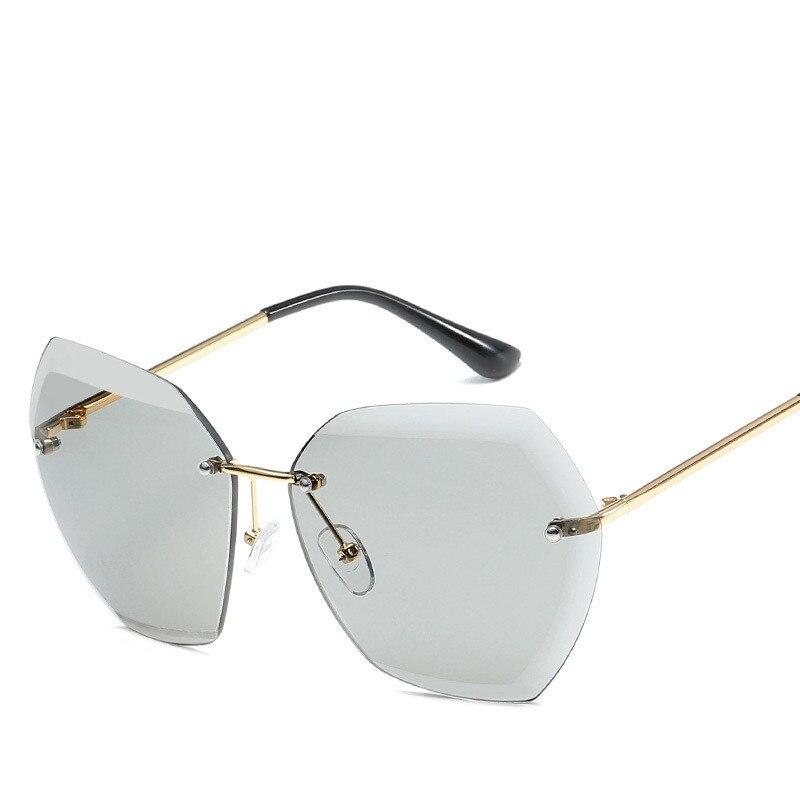 2019 Luksusowe Unikalne Okulary Przeciwsłoneczne Damskie