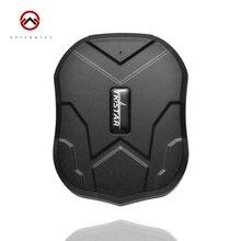 Автомобильный GPS Tracker Автомобиля Устройство Слежения GSM Локатор TK905 5000 мАч Батареи В Режиме Ожидания 90 Дней Водонепроницаемый Магнит Бесплатный Веб-ПРИЛОЖЕНИЕ монитор