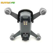Sunnylife DJI Spark Battery Buckle 3D Printed Protector Flight Protective Guard Anti separation Drone body Battery Fixed Holder