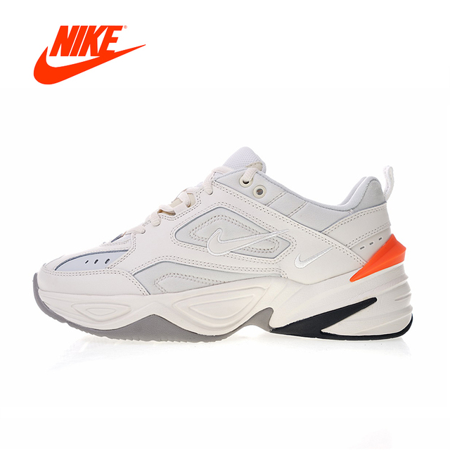 sports shoes 3bfde 3f81e Original New Arrival Authentic Nike M2K Tekno Men s Comfortable Running  Shoes Sport Outdoor Sneakers Good Quality AO3108-001