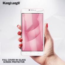 Wangcangli Tempered glass For ASUS ZC554KL screen protector 9H protective 0.3mm Ultra-thin Anti-fall flim