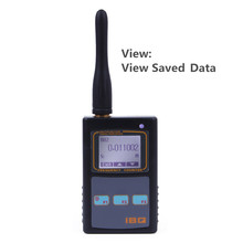 IBQ102 Frequency meter for walkie talkie two way radio Portable Frequency Counter Scanner Meter for Walkie Talkie Transceiver