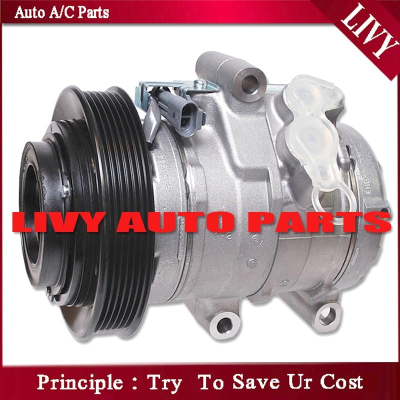 3 10S17C AC Compressor For Car Chevrolet ColoradoGMC Canyon 2.8 2.9 3.5 3.7 04-11 CarHummer H3 3.5 3.7L 06-10 Isuzu I350 I370