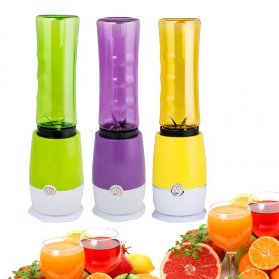 Portable Electric Juice Juicer Blender Kitchen Home Outdoor Travel mixer Drink Bottle Smoothie Maker Fruit# glantop 2l smoothie blender fruit juice mixer juicer high performance pro commercial glthsg2029