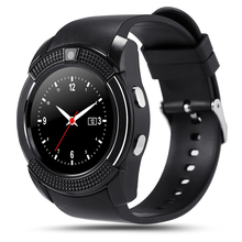 Original Sport Watch Full Screen Smart Watch V8 For Android Match Smartphone Support TF SIM Card Bluetooth Smartwatch PK GT08