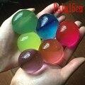 50 unids/25 unids rebotando pelota perlas de magia al aire libre bola de la perla en forma de bola suave pequeño bolo toys niños al aire libre toys regalos de los niños