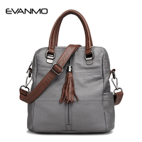 2018 Brand Bags Women Genuine Leather Bag Multifunction High Capacity Handbags Women Famous Brand Luxury Leather