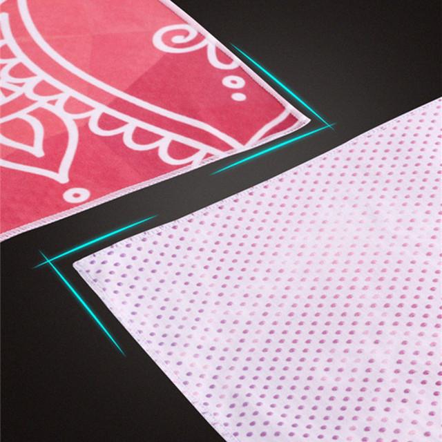 Yoga Mat Towel Microfiber Absorb Sweat