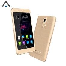 Leagoo M8 Pro мобильный телефон Quad Core 2 ГБ Оперативная память 16 ГБ Встроенная память 5.7 дюймов экран HD 4000 мАч Длинные Android 6.0 отпечатков пальцев Смартфон