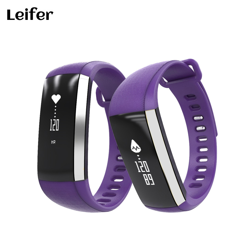 M2 Smart Bracelet Blood Pressure Band Heart Rate Monitor Fitness Tracker Watch Bluetooth Waterproof Step Activity