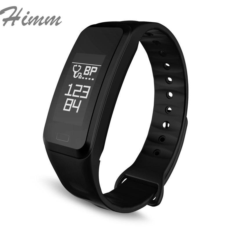 Healthy Bracelet R1 Smart Wristband Heart Rate Monitor Dynamic Intelligent Sports Fitness Tracker Band Bracelet for