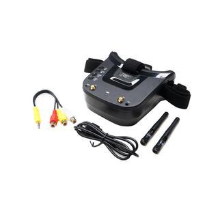 Image 5 - Mantis85 85mm 6CH 2.4G RC FPV 마이크로 레이싱 드론 Quadcopter 600TVL 카메라 VTX 듀얼 안테나 5.8G 40ch 미니 비디오 고글 RTF