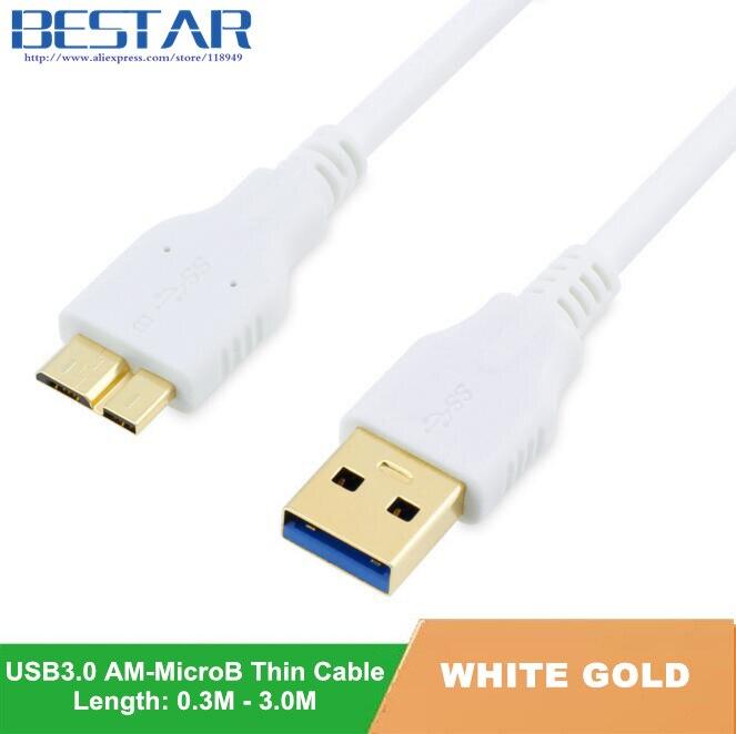 Aggressiv Vergoldete Usb 3.0 A Stecker Auf Micro Usb 3.0 Micro B Männlichen Daten Gebühr Dünne Kabel 0,3 Mt 0,6 Mt 1 Mt 1,5 Mt 2 Mt 3 Mt 30 Cm 60 Cm 1ft 2ft 2019 Offiziell Digital Kabel Datenkabel