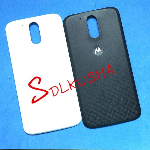 innovative design d427f cc86c US $5.0 |Back Battery Cover Housing For Motorola Moto G4 Plus XT1640 1641  1642 1643 1644 Rear cover-in Mobile Phone Housings from Cellphones & ...