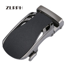 ZLRPH men's famous brand high quality automatic belt buckle with 3.5cm belt brand new 80mm receipt bill printer high quality small ticket pos printer stylish appearance automatic cutting print quick