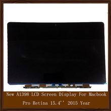 "Original 100% Working New A1398 LCD Screen Display For Macbook Pro Retina 15.4"" 2015 Year LSN154YL02-A01"
