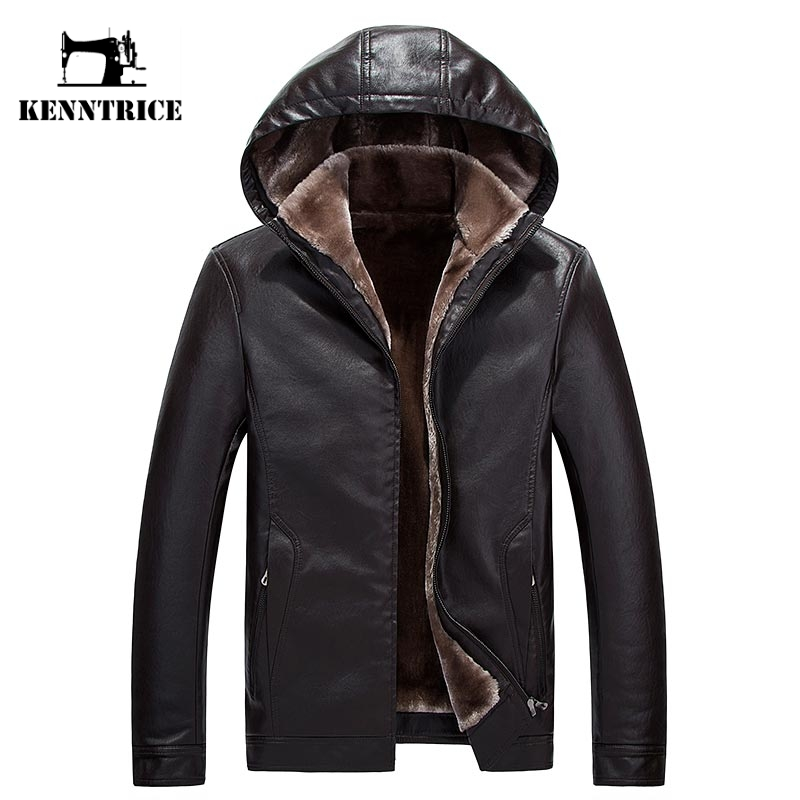 Compare Prices on Men Winter Leather Jacket- Online Shopping/Buy ...