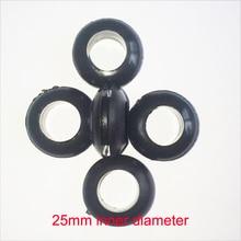 25mm inner diameter double side rubber wire grommets