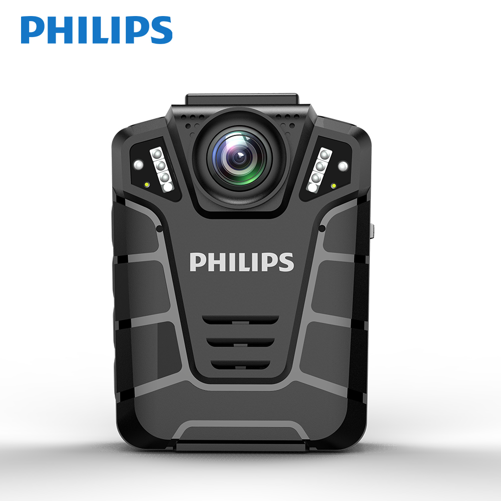 Philips Infrarot Polizei Körper Cam Ambralle A7LA30 Videorekorder - Tragbares Audio und Video