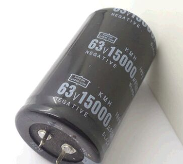 63V 15000uf Original Electrolytic Capacitor Radial 35x60mm (2pcs)  цены