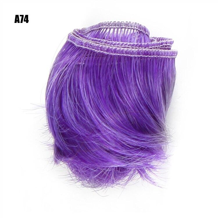 Muñeca peluca 5 cm volumen explosiones bjd / can niños / Yeluo Li / - Muñecas y peluches - foto 6