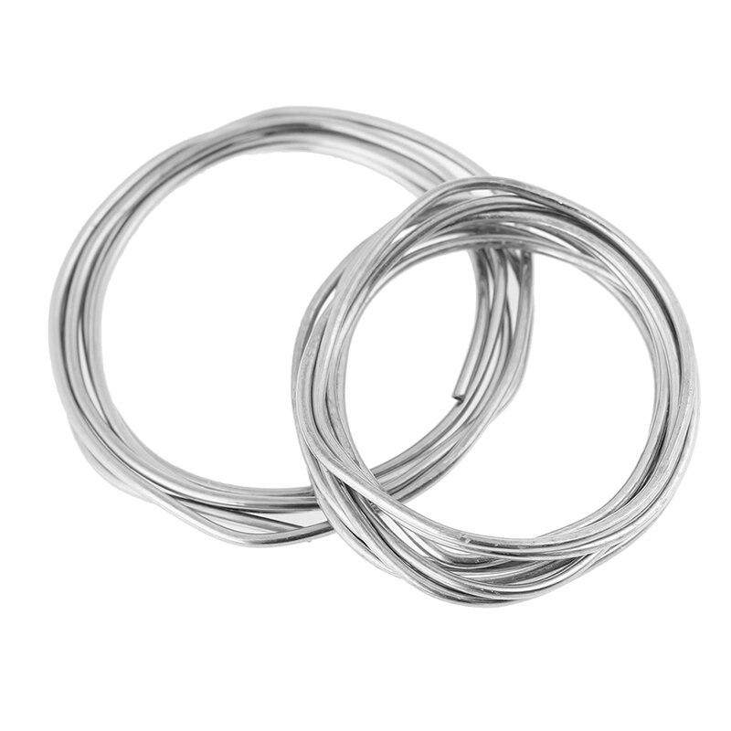 Copper Aluminum Cored Wire Low Temperature Aluminium Welding Rod 1.0mm*65cm/1.5mm*65cm/1.5mm*80cm