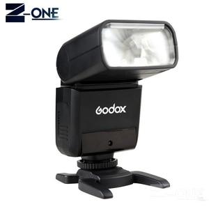 Image 5 - Godox TT350S TT350 GN36 2.4G TTL HSS מיני פלאש Speedlite + XPro S פלאש משדר טריגר ערכת עבור sony ראי מצלמה