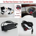 For Vauxhall For Opel Insignia 2009~2014 - Car Rear View Camera + Car Cigarette lighter Power Cable / Back Up Parking System